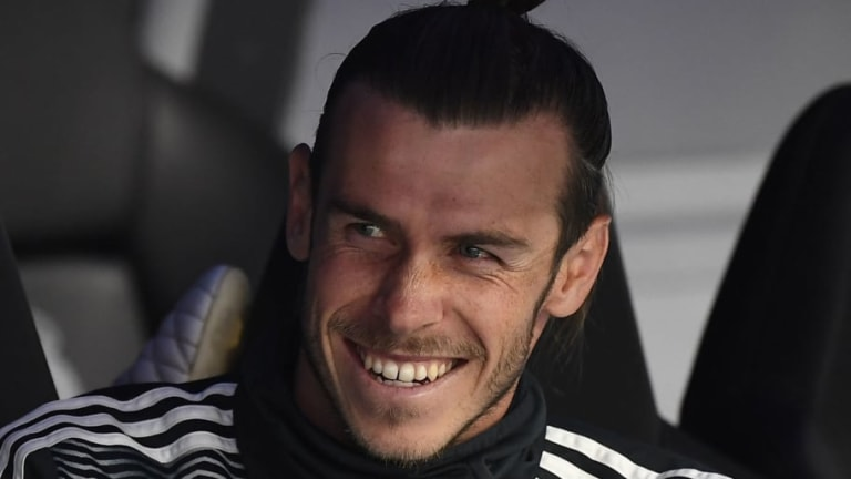 Gareth Bale Played Golf During Real Madrid's Loss to Tottenham Because of Course He Did