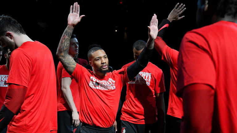 Sweeping Success: The Blazers Must Prove Themselves in the Playoffs