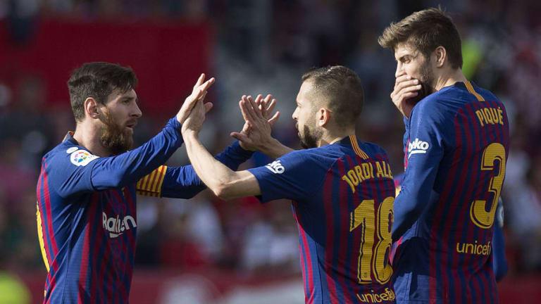 Sevilla 2-4 Barcelona: Report, Ratings & Reaction as Lionel Messi Hat-Trick Earns Blaugrana Win