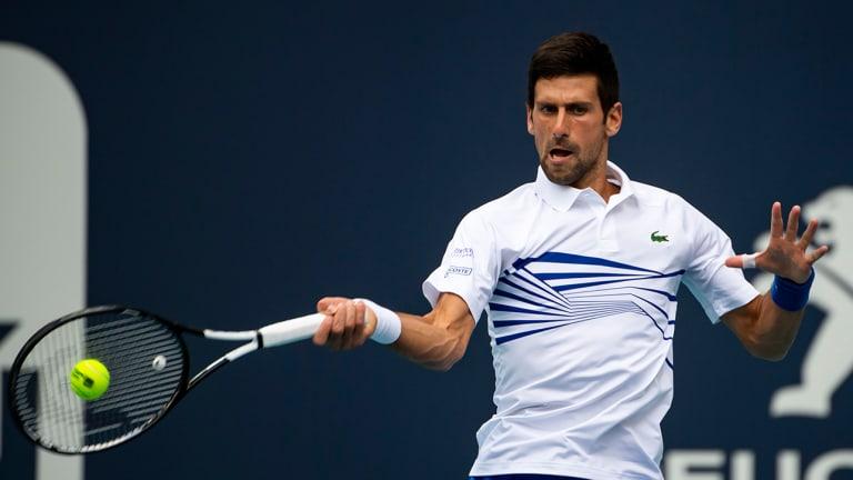 Novak Djokovic Upset by Roberto Bautista Agut in Fourth Round at Miami Open