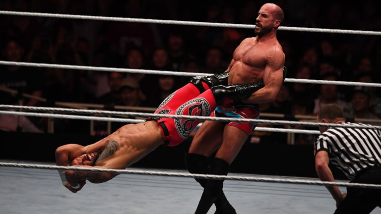 Cesaro Ready to Become WWE's King of the Ring