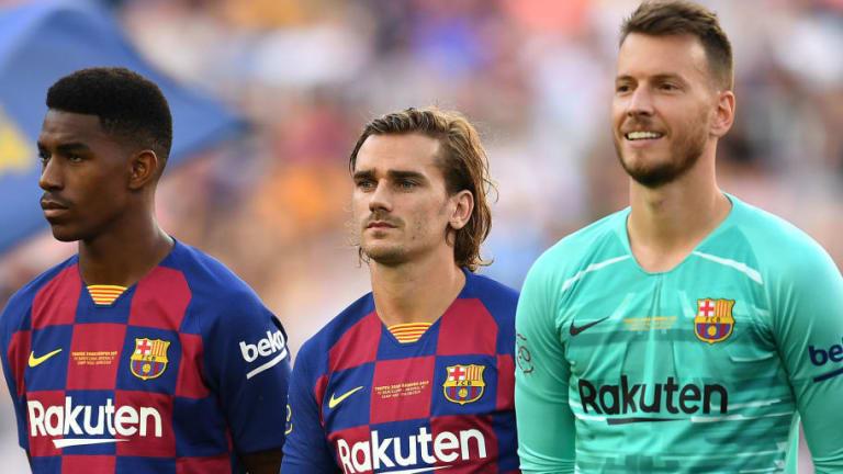 El 1x1 de los fichajes del Barça ante el Nápoles