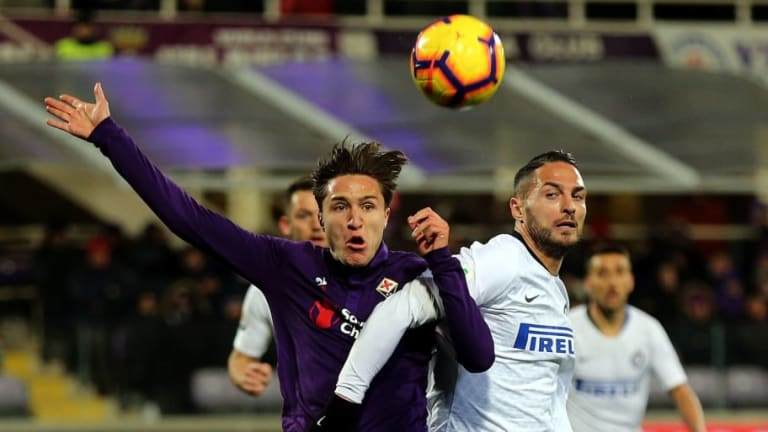 Fiorentina 3-3 Inter: Report, Ratings & Reaction as Points Are Shared in Serie A Thriller