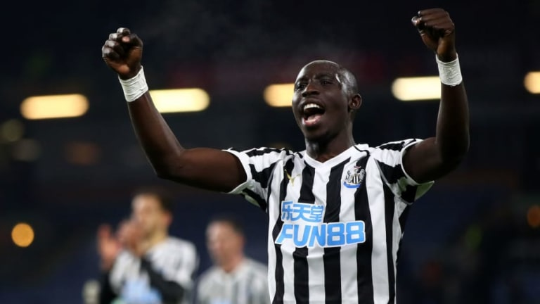 Mohamed Diame Generating Interest From Across Europe as Contract Expiry Edges Closer