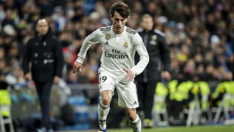 Odriozola asegura que el Real Madrid sigue vivo en la lucha por LaLiga