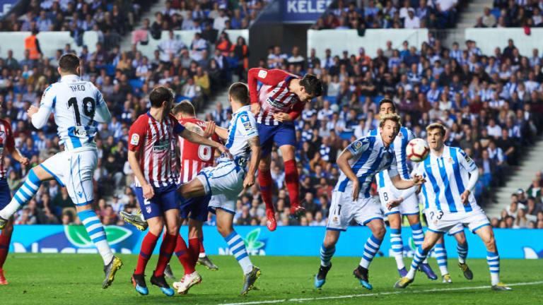 Lo bueno, lo malo y lo feo de la victoria del Atlético de Madrid en Anoeta (0-2)