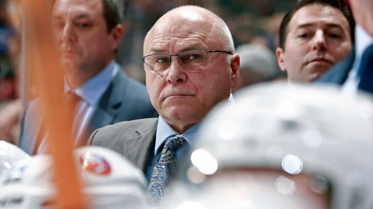 The Tao of Trotz: How the Islanders Coach Has Shaped the NHL's Unlikeliest Success Story