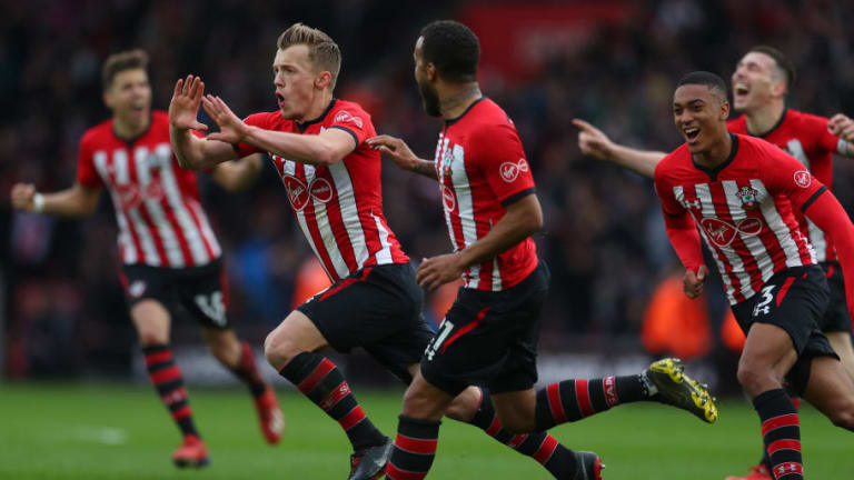 Southampton Leading Premier League With Exceptional Conversion Rate From Long Shots