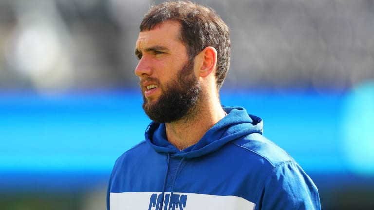 Andrew Luck Sets Tone for Players Affected By Mental Health | The MMQB NFL Podcast