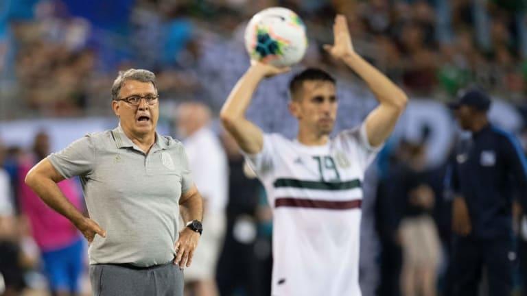 Lo mejor que se puede hacer es reconocerlo; México no es una selección de primer nivel