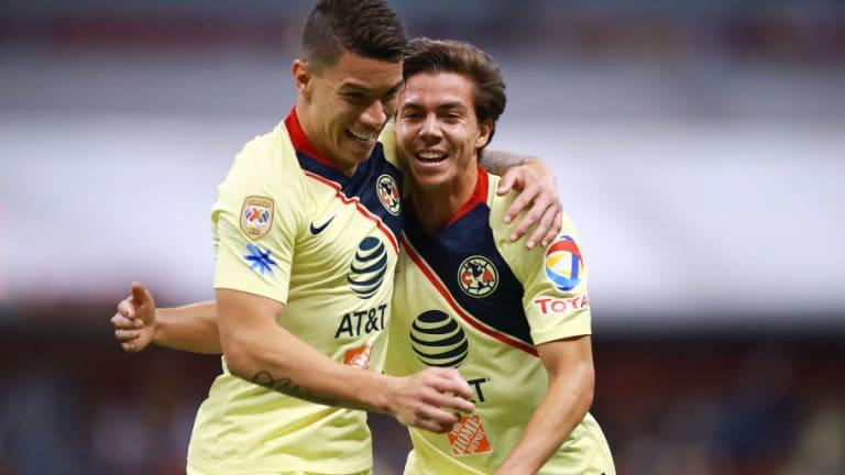 El 1x1 de los jugadores del América en su victoria frente a Puebla