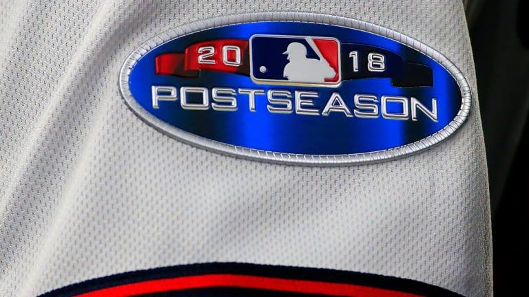 MLB Announces Postseason, World Series Schedule