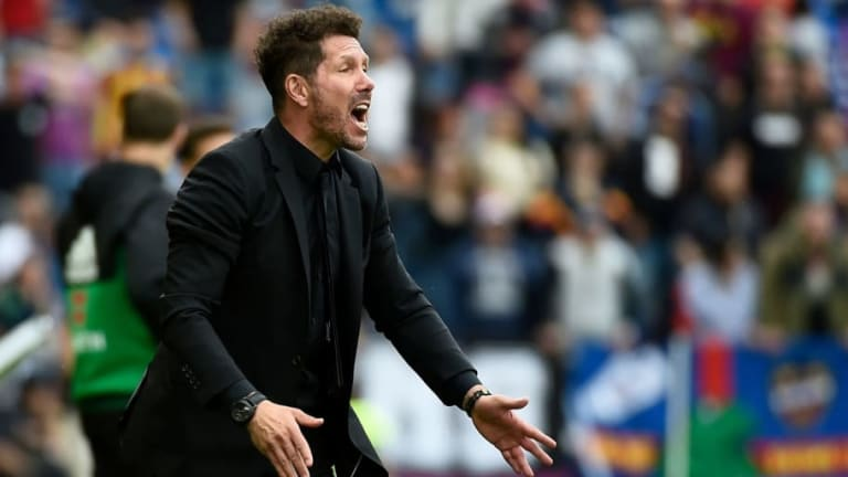 Diego Simeone Insists 7-3 Real Madrid Victory Doesn't Reflect Gap in Quality Between Rivals