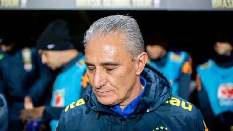 Tite pone condiciones a Vinícius para jugar la Copa América