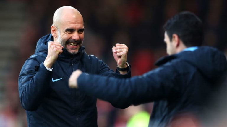 Pep Guardiola Provides Injury Update on Duo After Man City Beat Bournemouth to Go Top of the Table