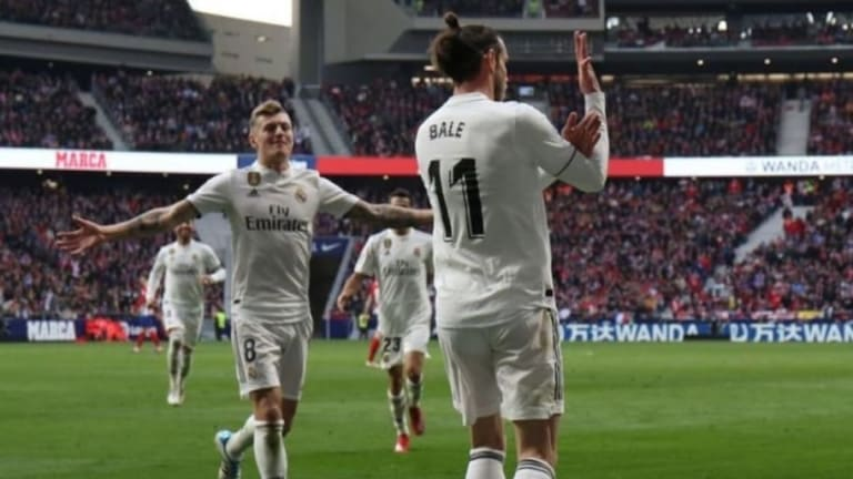 Se aplaza la decisión sobre la sanción a Bale por el 'corte de mangas'