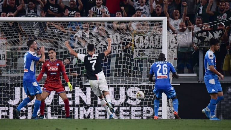 7 of the Best Moments From Another Incredible Weekend of Serie A Football