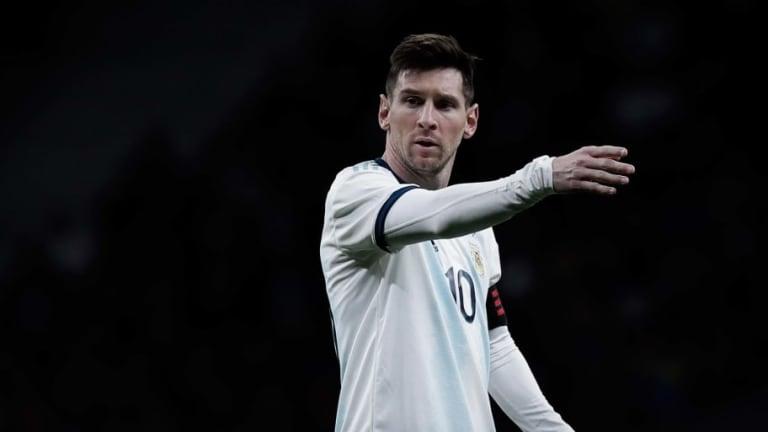 """Un campeón del mundo en 1986 liquidó a Messi: """"Si vos querés a la Argentina no renunciás nunca"""""""