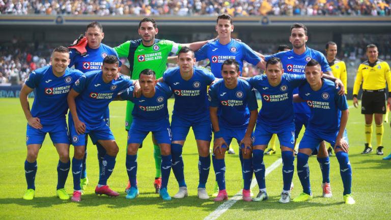 El 1x1 de los jugadores de Cruz Azul en su empate frente a Pumas