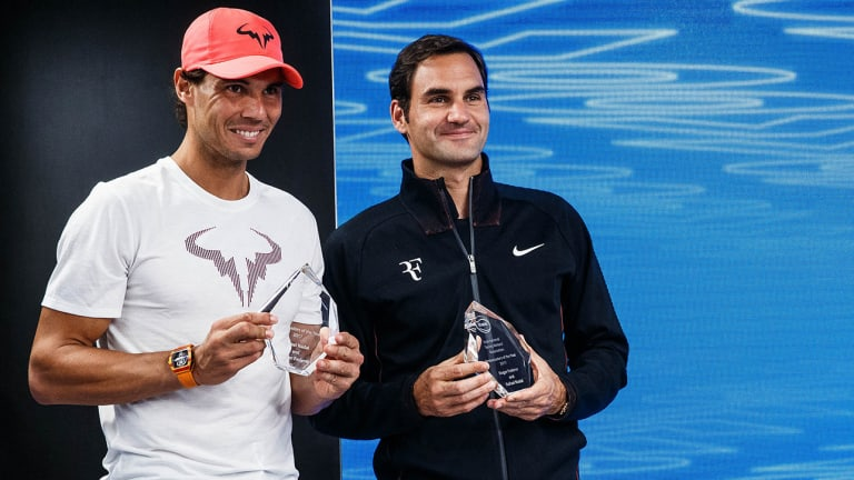 Rafael Nadal vs Roger Federer in Indian Wells Semifinal Adds Another Entry to the Storied Rivalry