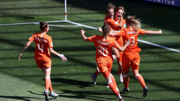 Women's World Cup: Netherlands Topple Italy to Seal Semi-Final Place