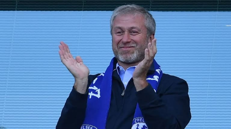 Chelsea Chairman Insists Owner Roman Abramovich Is 'Committed' to Club Despite Leaving UK