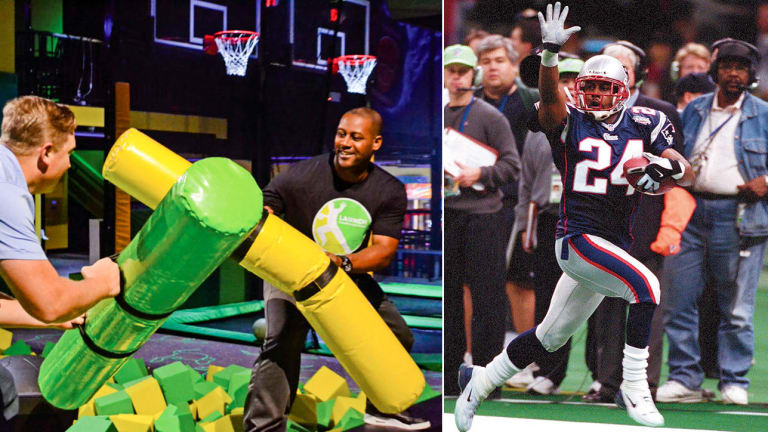 After the NFL, Ty Law Saw a Business Opportunity in Trampoline Parks