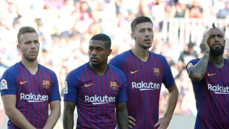 3 jugadores que llegarían y 3 que saldrían del FC Barcelona a final de temporada