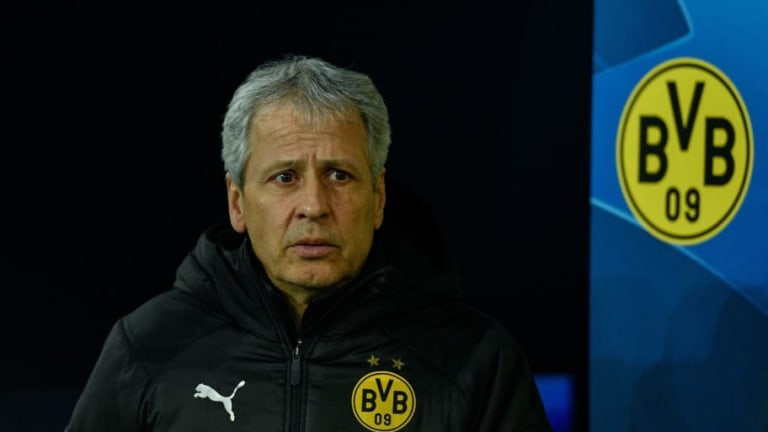 Lucien Favre Insists There's 'Positives' for Borussia Dortmund to Take Following UCL Loss to Spurs