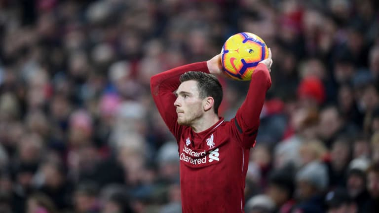 Phil Neville Hails Liverpool's Andy Robertson as the 'Best Left-Back in Europe'