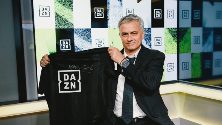 El futbolista que tiene el talento y la personalidad para jugar en el Real Madrid según Mourinho