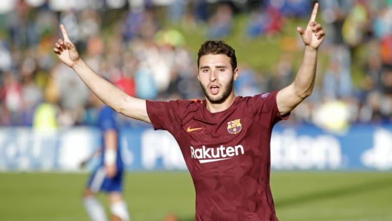 Abel Ruiz, el canterano del Barcelona que Valverde eligió para sustituir a Munir