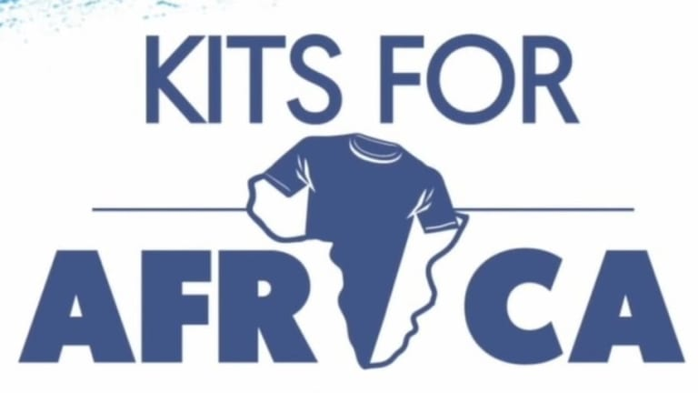 Fans of English Clubs Donate 75,000 Kits as Part of Kits for Africa Campaign