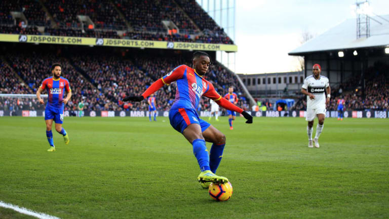 Roy Hodgson Insists Crystal Palace Star Aaron Wan-Bissaka Is Not Fazed by Transfer Speculation