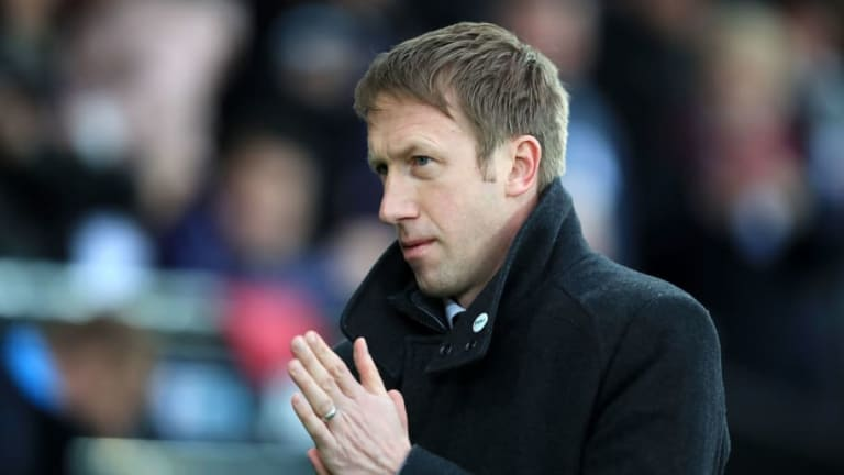 Graham Potter 'Very Proud' of Swansea's Performance Despite Narrow Man City Defeat