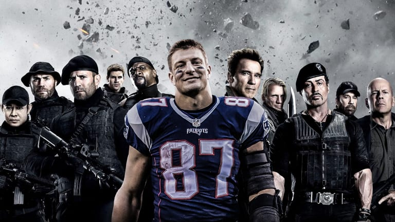 For Rob Gronkowski, Hollywood Awaits. Can He Make It There?