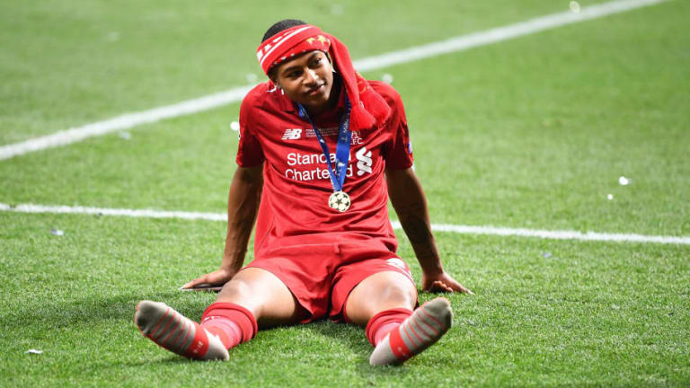 Jurgen Klopp to Place Faith in Rhian Brewster After More Than a Year of Injury Hell
