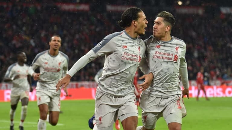 Twitter Reacts as Liverpool Storm Past Bayern Munich & Into Champions League Quarter Finals