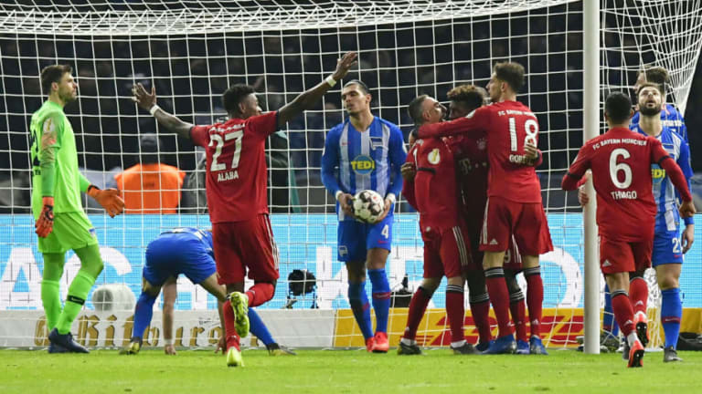 Bayern Munich vs Hertha Berlin Preview: Where to Watch, Live Stream, Kick Off Time & Team News