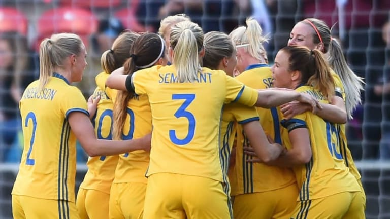 Sweden Launch Retro adidas Kit Ahead of Women's World Cup With Unique Numbering