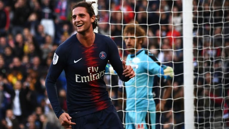 Manchester United Join Race to Sign Adrien Rabiot on Free Transfer From PSG