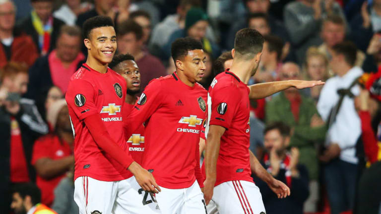 Manchester United 1-0 Astana: Report, Ratings & Reaction as Red Devils Labour to Opening Victory