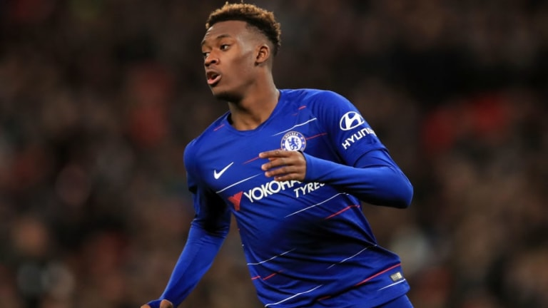 Chelsea Could Report Bayern Munich for 'Tapping Up' in Callum Hudson-Odoi Approach