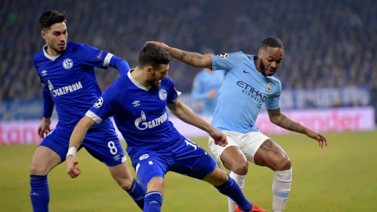 Schalke 2-3 Manchester City: Report, Ratings & Reaction as 10-Man Citizens Snatch Unlikely Victory