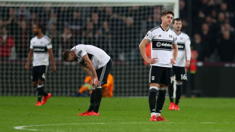 Tom Cairney Admits Fulham Are 'Unlikely' to Avoid Premier League Relegation After Liverpool Loss