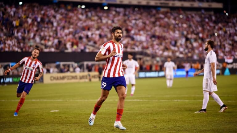 Diego Costa Is Trouble But Sport Is Not the Same Without the Troublemakers