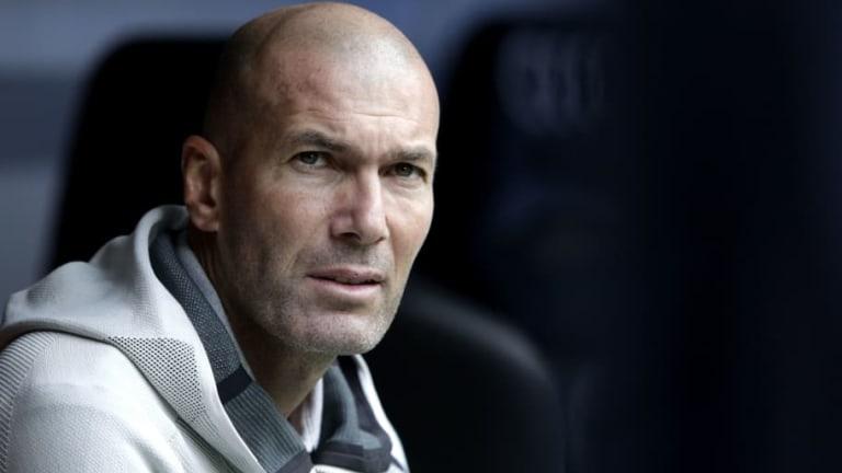 El XI de ensueño que armaría Zidane con los dos últimos fichajes que quiere este verano