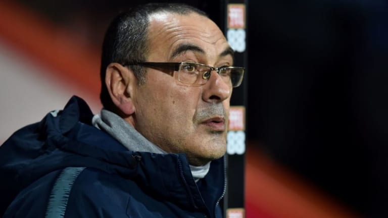 Chelsea Players Believe Under-Fire Maurizio Sarri Will Be Sacked if They Lose to Tottenham