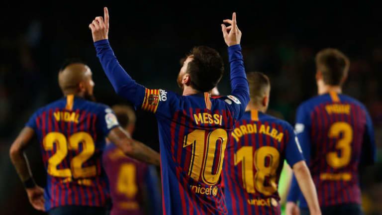 Lo bueno, lo malo y lo feo del triunfo del Barcelona ante el Levante que le dio LaLiga el Camp Nou