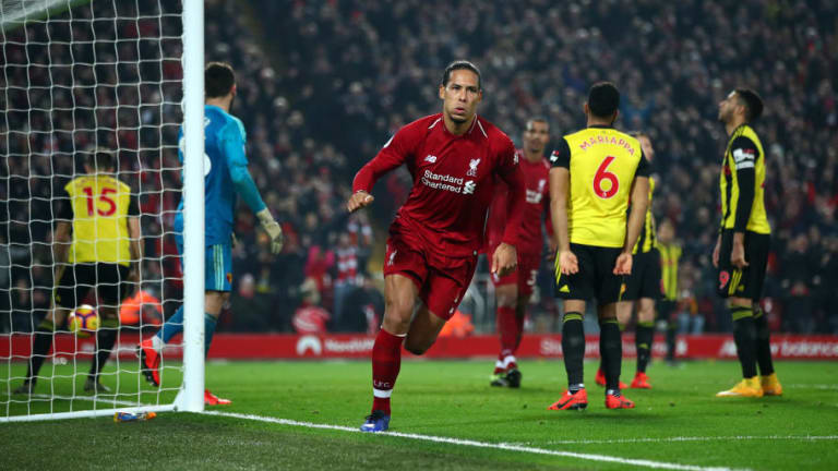 Liverpool 5-0 Watford: Report, Ratings & Reaction as Reds Run Riot Against Hornets to Remain Top